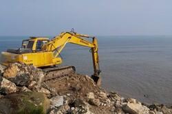 ۸۷ درصد نوار ساحلی مازندران آزادسازی شده است
