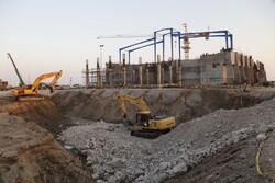 افتتاح فازنخست پروژه انتقال آب خلیج فارس به استانهای مرکزی
