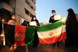 Iran standing by Afghans in fight against terrorism,extremism