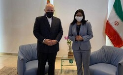Zarif starts meetings in Venezuela