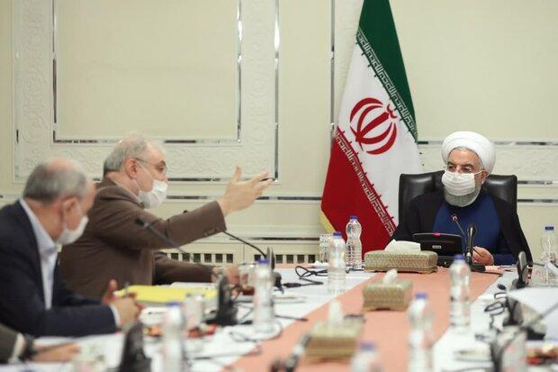 ايران بقدراتها المحلية ستكون قادرة على الانتاج الوفير للقاح كورونا