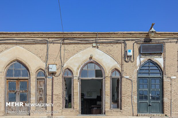 Review of memories in Yazd old chambers
