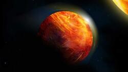 کشف سیاره ای که در آن سنگ از آسمان می بارد