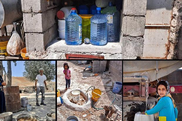 بیآبی روستاهای خوزستان بین دو سد بزرگ/دلِ«کارون»برای دهدز آب نشد