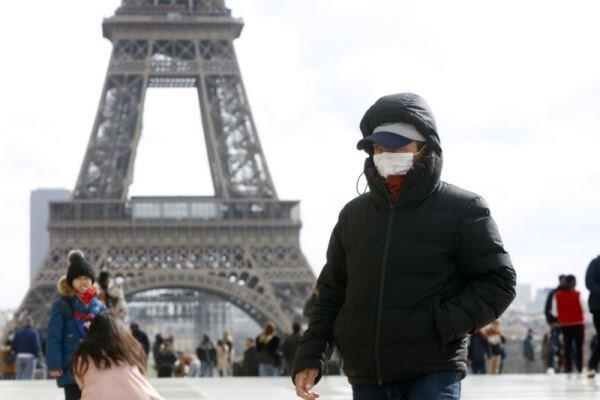ابتلای بیش از ۳۵ هزار نفر به کووید-۱۹ در فرانسه