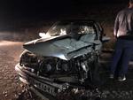 ۵ نفر مصدوم در پی سانحه تصادف رانندگی در جاده جعفرآباد