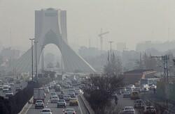 پیش بینی انباشت آلایندهها در تهران/هشدار به گروه های حساس