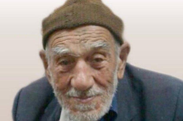 مرد ۱۲۲ ساله جهرمی درگذشت