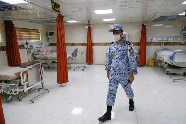 مستشفيات الجيش في خدمة مرضى كورونا