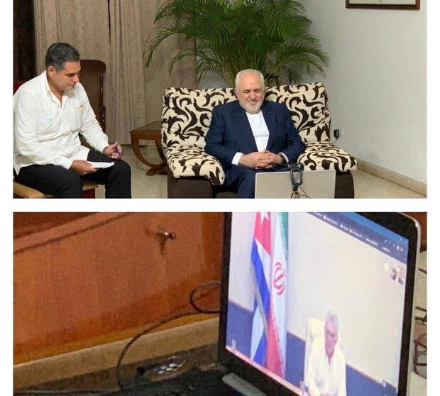 الرئيس الكوبي يؤكد حق ايران في الاستخدام السلمي للطاقة النووية