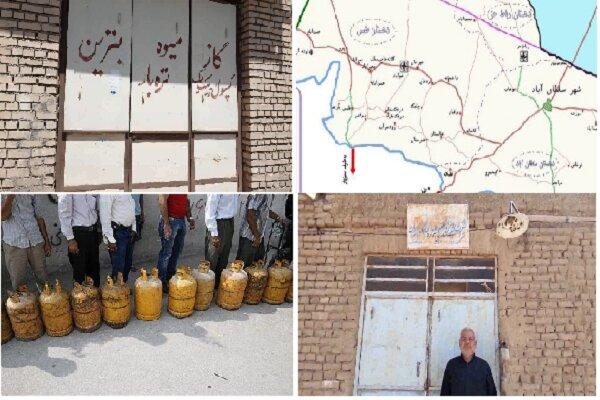 سردرگمی روستائیان برای دریافت سوخت/ شعب نفت تعطیل است