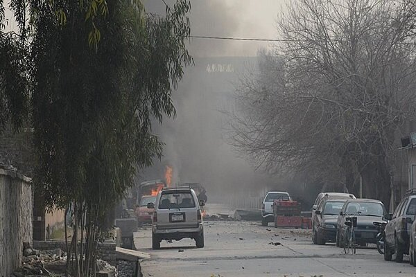 افغانستان میں کار بم دھماکے میں 3 پولیس اہلکار ہلاک