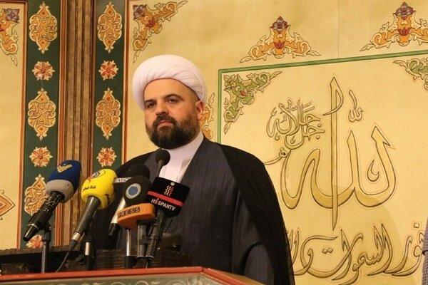 الشيخ قبلان: الدعوة الى عقد مؤتمر دولي هي دعوة الى احتلال لبنان