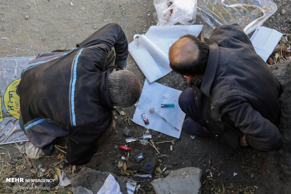 طرح پاک سازی مناطق آلوده در اراک اجرا شد