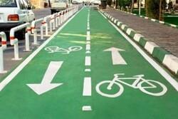 توسعه شبکه مسیرهای دوچرخه اختصاصی در  شرق تهران