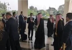 وفد سعودي یصل بغداد