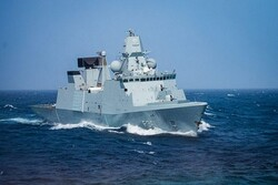 دانمارک جانشین فرانسه در فرماندهی ائتلاف دریایی اروپا میشود