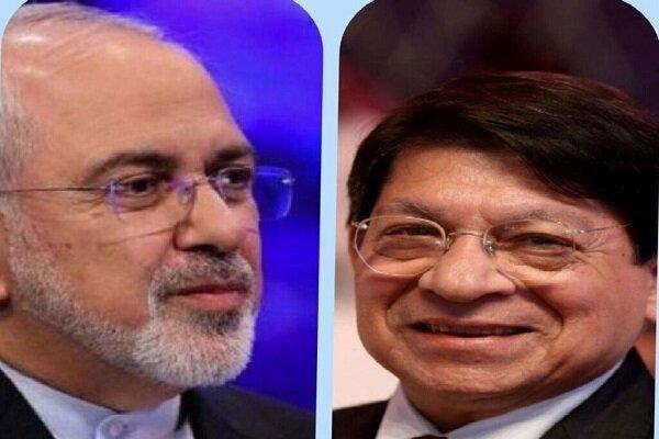 Iran, Nicaragua FMs discuss expanding bilateral ties
