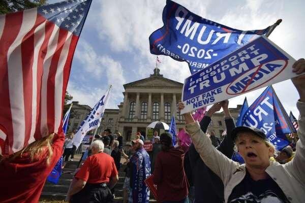ستاد ترامپ: هواداران آماده اعتراض خیابانی باشند