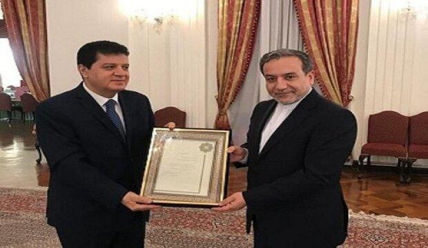 الخارجية الإيرانية تقدر جهود السفير السوري في طهران