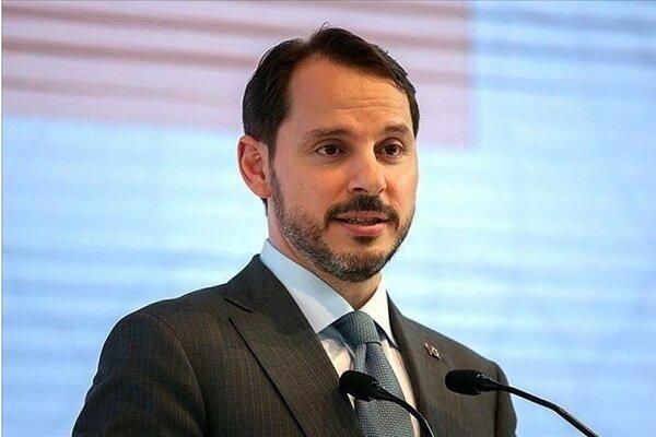 ترک صدر کے داماد اور وزیر خزانہ عہدے سے مستعفی