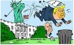 پایان ترامپ
