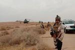 کشته شدن ۵ تروریست در «جبال مکحول» عراق