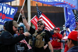 Trump backers protesting across United States