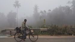 دہلی میں سردی کا 15 سالہ ریکارڈ ٹوٹ گیا