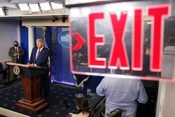 تغییر رسمی مهرهها در کاخ سفید/ پایان تلخ ترامپ