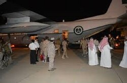 تعزيزات سعودية جديدة إلى سقطرى