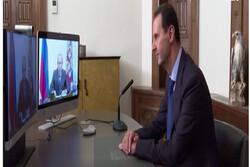 Putin ve Beşar Esad Suriye'yi görüştü