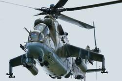 آذربائیجان کی فوج نے غلطی سے روسی ہیلی کاپٹر مار گرایا