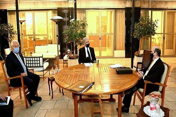 لقاء المبعوث الأمريكي الخاص لإيران مع نتنياهو