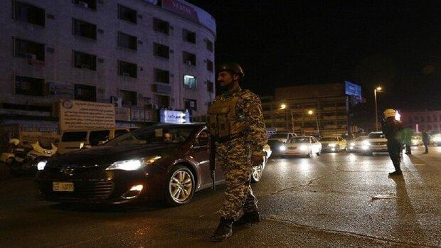 11 شهیدا بهجوم على مركز أمني غربي بغداد