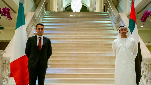 UAE-Italy foreign ministers confer on Iran