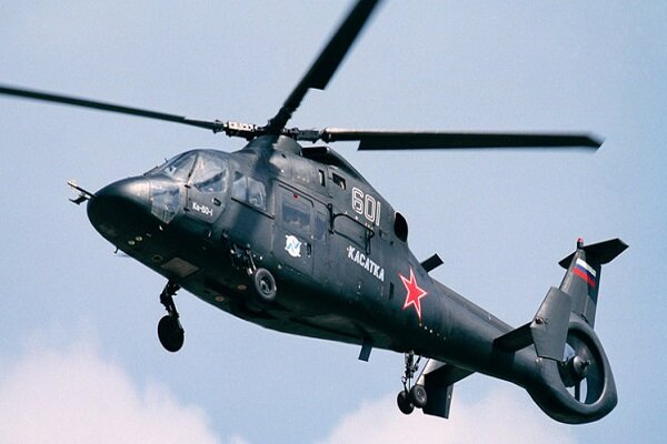 Russian helicopter downed on Armenia's territory