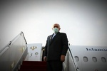 Iranian foreign minister arrives in Damascus