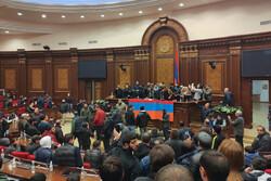 Ermenitan Paşinyan karşıtı protestoya hazırlanıyor