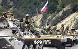 ورود نیروهای روس به قره باغ