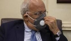 وفاة صائب عریقات أمين سر اللجنة التنفيذية لمنظمة التحرير الفلسطينية