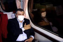 وزیر راه: رسوب یکساله قطعات قطار در گمرک شگفتانگیز است!