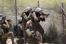 زخمی شدن یک نظامی صهیونیست در شرق غزه