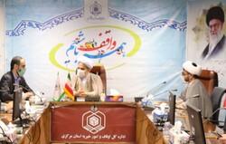 معاون سازمان تبلیغات اسلامی با مدیرکل اوقاف استان مرکزی دیدار کرد