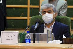 ۲۰۰۰ تخت بیمارستانی در پیک چهارم کرونا در کرمانشاه آماده شده است