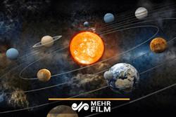 سرعت حرکت سیارات منظومه شمسی به دور خورشید