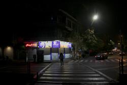تبریز میں گاڑیوں کی رفت و آمد پر پابندی عائد