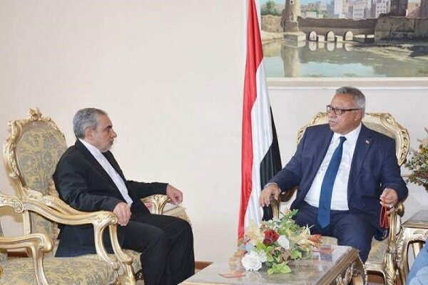 Iran, Yemen confer on expansion of bilateral coop.