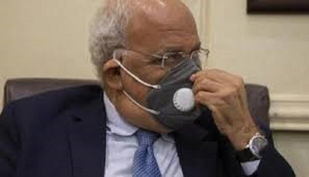 PLO Secretary General Erekat passes away