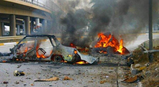 مقتل 4 أشخاص وإصابة 20 آخرين في هجوم بسيارة مفخخة شمال أفغانستان